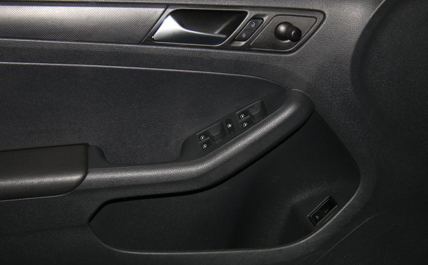 2013 Volkswagen Jetta Trendline + A/C BLUETHOOT #10