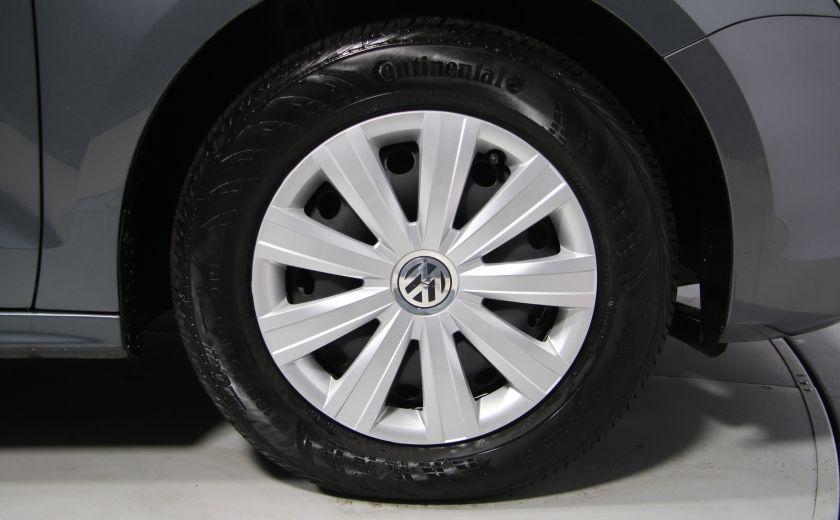 2013 Volkswagen Jetta Trendline + A/C BLUETHOOT #28