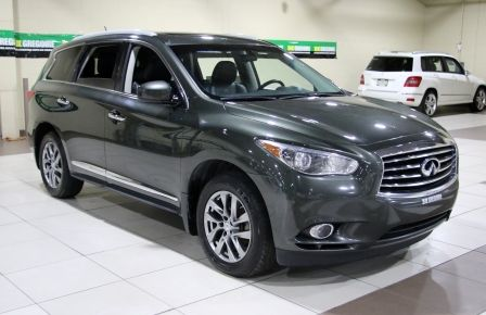 2013 Infiniti JX35 AWD CUIR TOIT CAMERA RECUL 7 PASSAGERS à New Richmond
