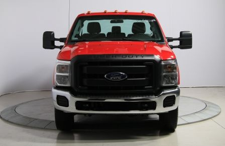 2014 Ford F350 XL 4X4 TURBO DIESEL in