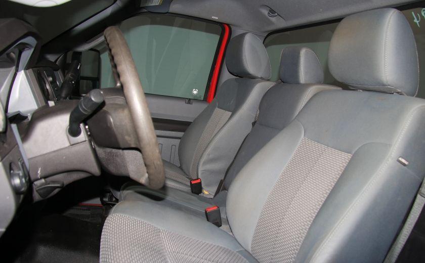 2014 Ford F350 XL 4X4 TURBO DIESEL #2