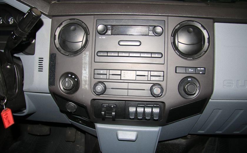 2014 Ford F350 XL 4X4 TURBO DIESEL #3