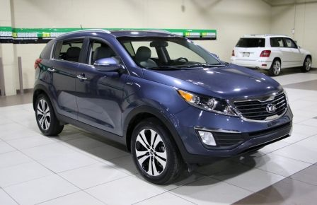 2013 Kia Sportage EX AWD AUTO A/C CUIR MAGS in New Richmond