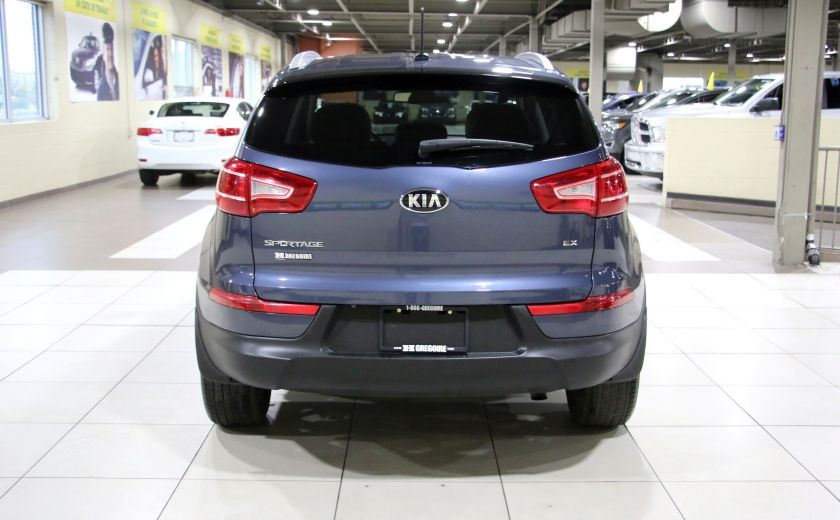 2013 Kia Sportage EX AWD AUTO A/C CUIR MAGS #5