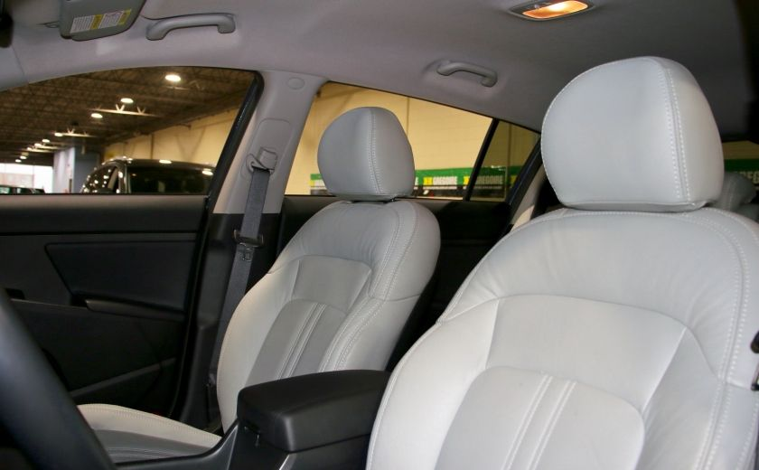 2013 Kia Sportage EX AWD AUTO A/C CUIR MAGS #9