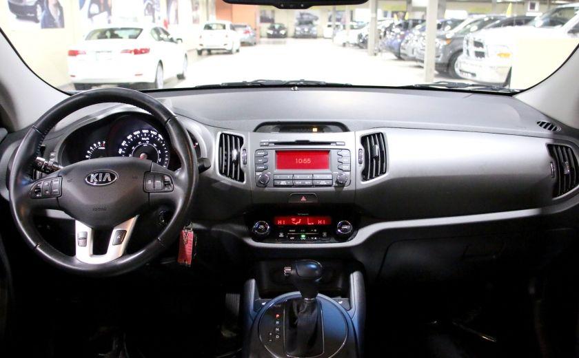 2013 Kia Sportage EX AWD AUTO A/C CUIR MAGS #12