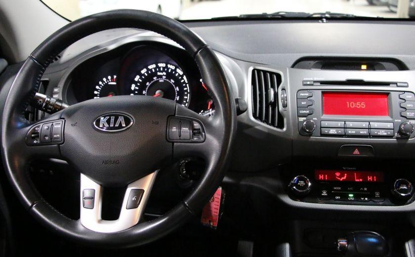 2013 Kia Sportage EX AWD AUTO A/C CUIR MAGS #13