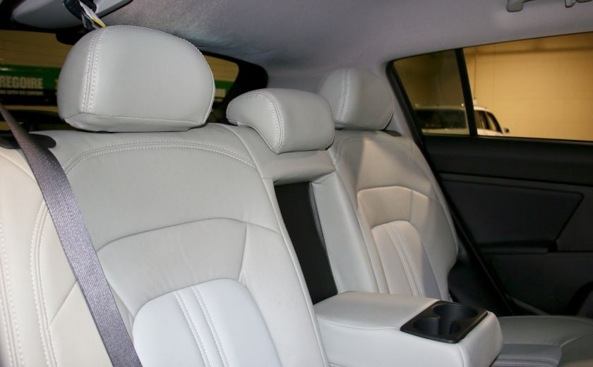 2013 Kia Sportage EX AWD AUTO A/C CUIR MAGS #23
