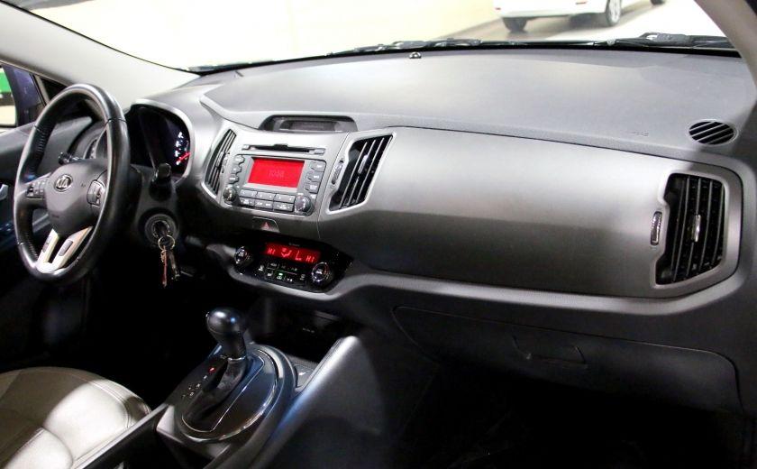 2013 Kia Sportage EX AWD AUTO A/C CUIR MAGS #24