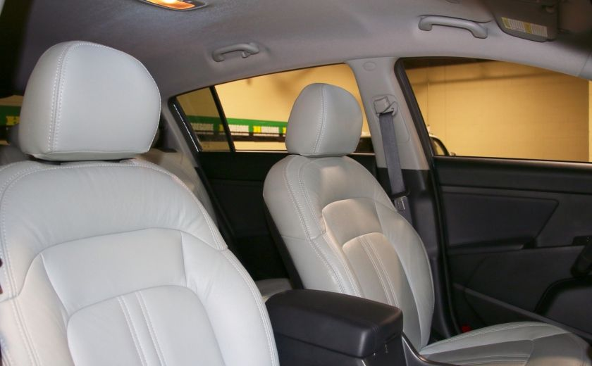 2013 Kia Sportage EX AWD AUTO A/C CUIR MAGS #26