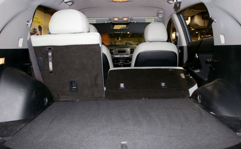 2013 Kia Sportage EX AWD AUTO A/C CUIR MAGS #31