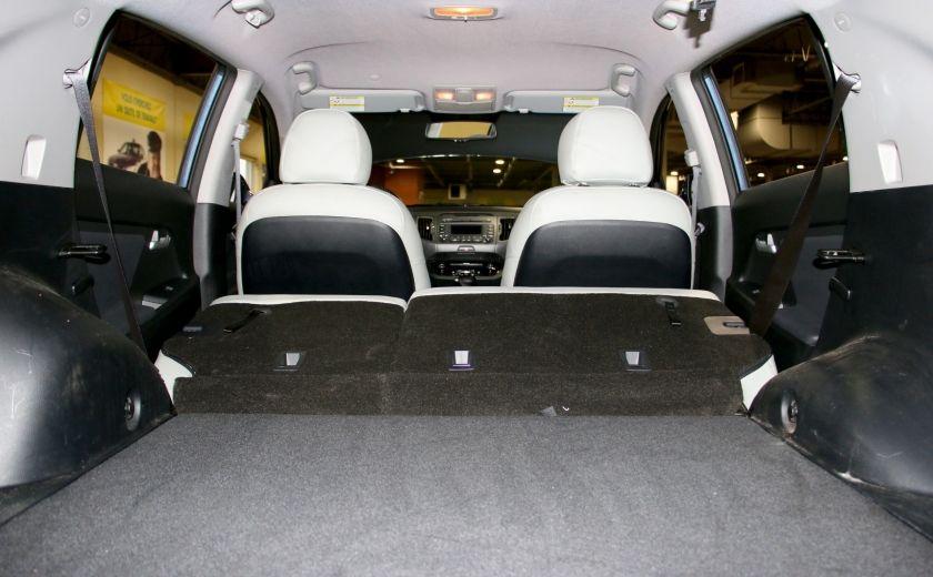 2013 Kia Sportage EX AWD AUTO A/C CUIR MAGS #32