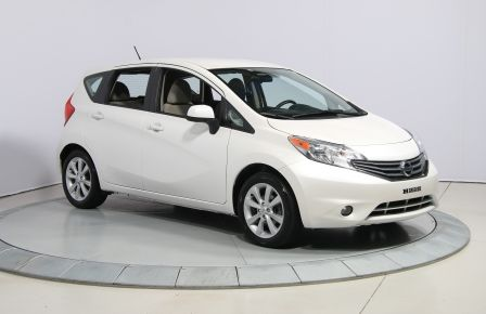 2014 Nissan Versa SL AUTO A/C GR ELECT MAGS BLUETOOTH CAM.RECUL à Longueuil