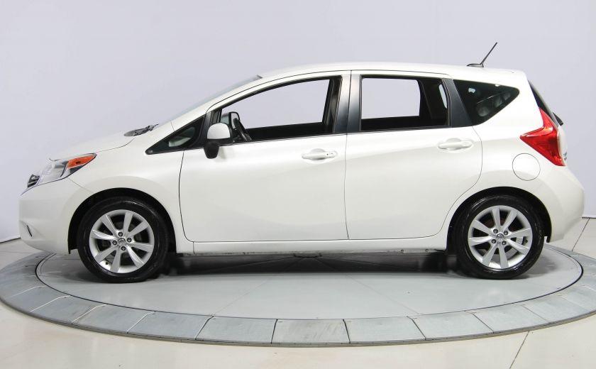 2014 Nissan Versa SL AUTO A/C GR ELECT MAGS BLUETOOTH CAM.RECUL #3
