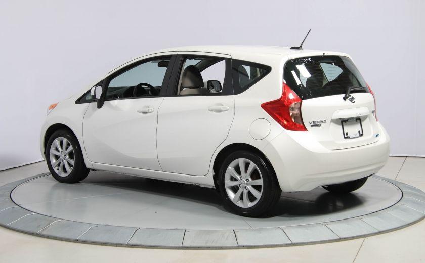 2014 Nissan Versa SL AUTO A/C GR ELECT MAGS BLUETOOTH CAM.RECUL #4