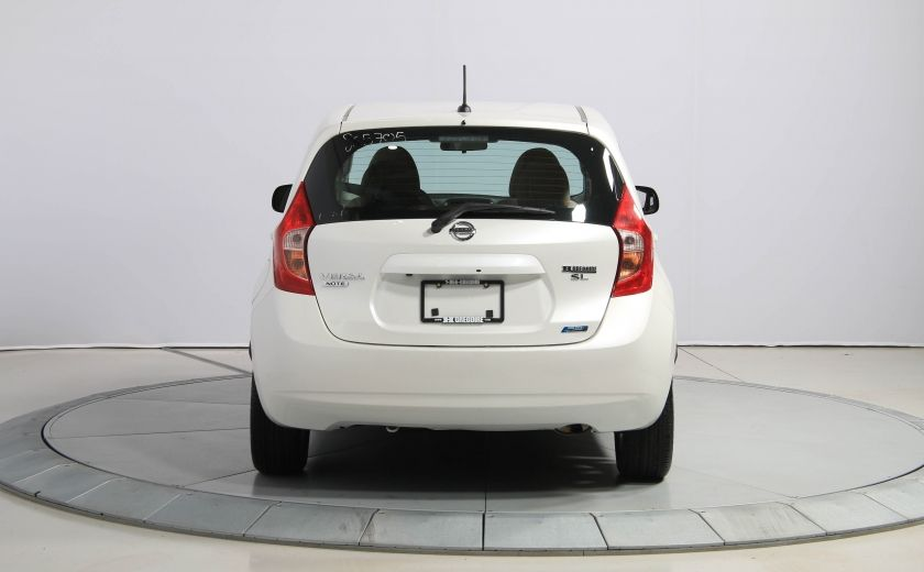 2014 Nissan Versa SL AUTO A/C GR ELECT MAGS BLUETOOTH CAM.RECUL #5