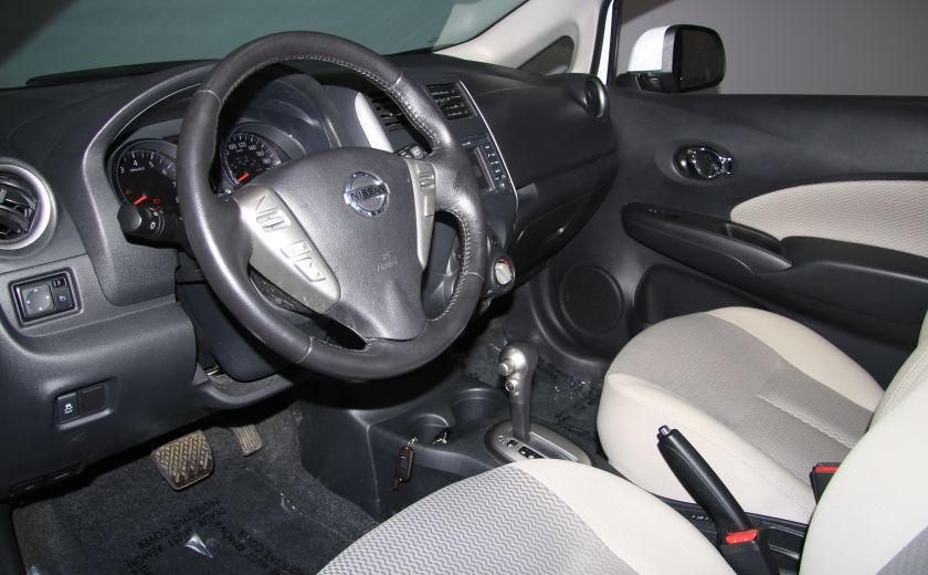 2014 Nissan Versa SL AUTO A/C GR ELECT MAGS BLUETOOTH CAM.RECUL #8