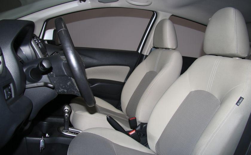 2014 Nissan Versa SL AUTO A/C GR ELECT MAGS BLUETOOTH CAM.RECUL #9