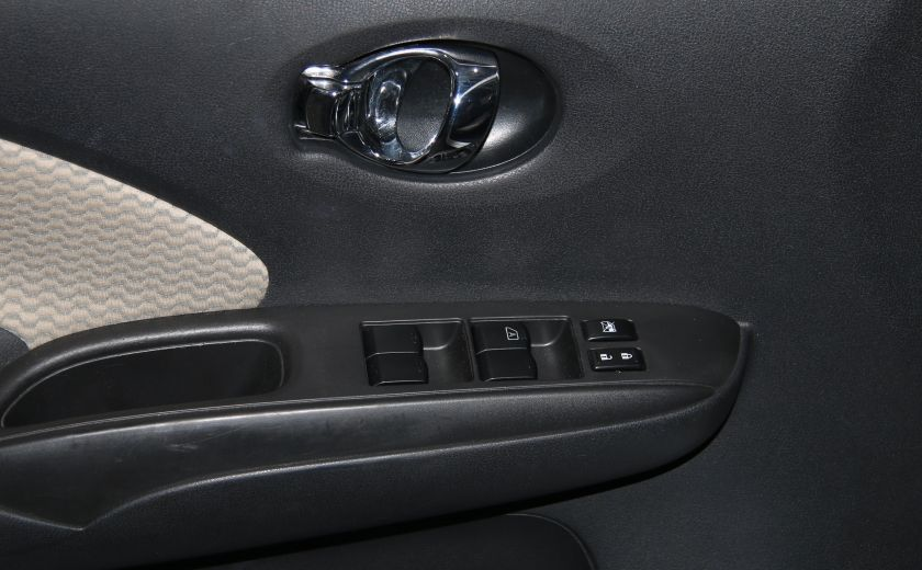 2014 Nissan Versa SL AUTO A/C GR ELECT MAGS BLUETOOTH CAM.RECUL #10
