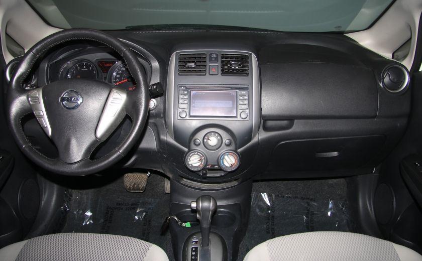 2014 Nissan Versa SL AUTO A/C GR ELECT MAGS BLUETOOTH CAM.RECUL #11