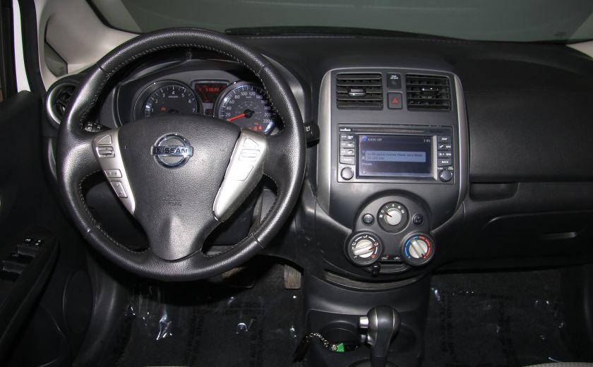 2014 Nissan Versa SL AUTO A/C GR ELECT MAGS BLUETOOTH CAM.RECUL #12