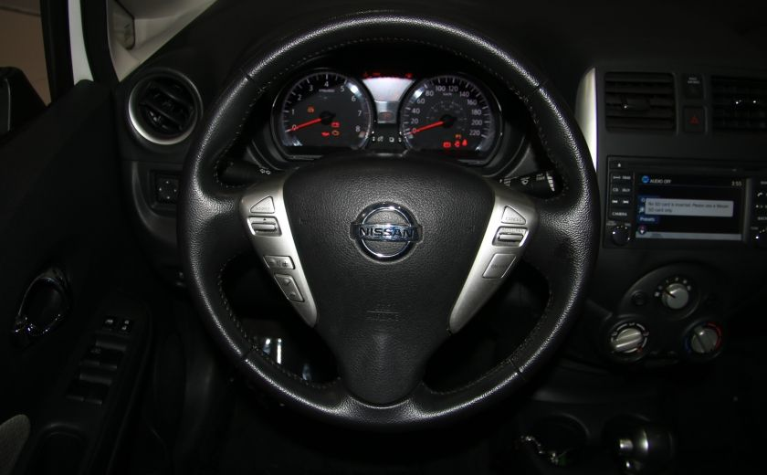 2014 Nissan Versa SL AUTO A/C GR ELECT MAGS BLUETOOTH CAM.RECUL #13