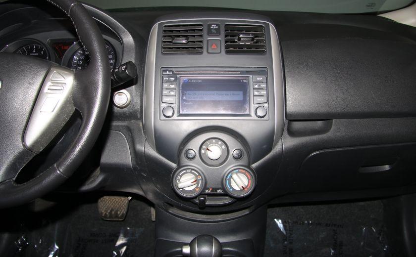 2014 Nissan Versa SL AUTO A/C GR ELECT MAGS BLUETOOTH CAM.RECUL #14