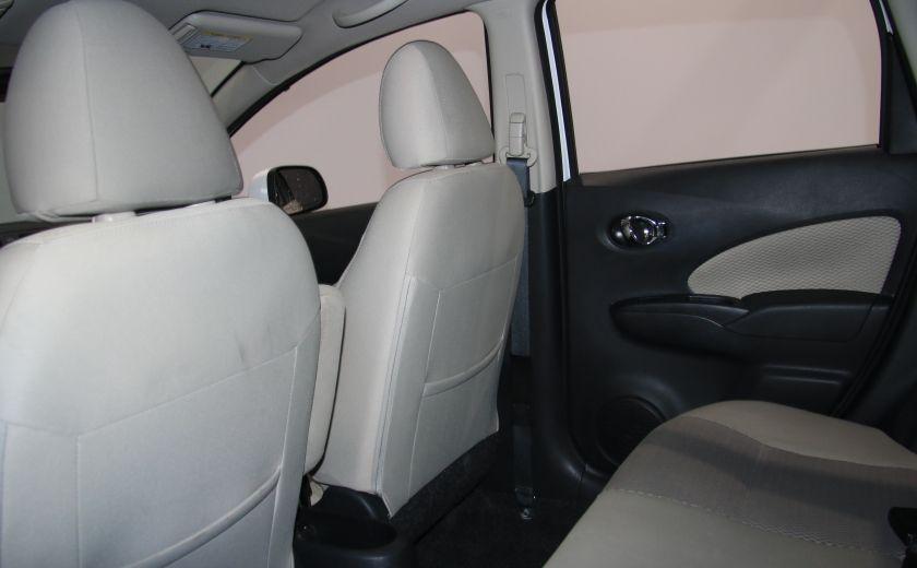 2014 Nissan Versa SL AUTO A/C GR ELECT MAGS BLUETOOTH CAM.RECUL #17