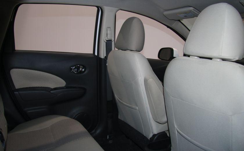 2014 Nissan Versa SL AUTO A/C GR ELECT MAGS BLUETOOTH CAM.RECUL #19