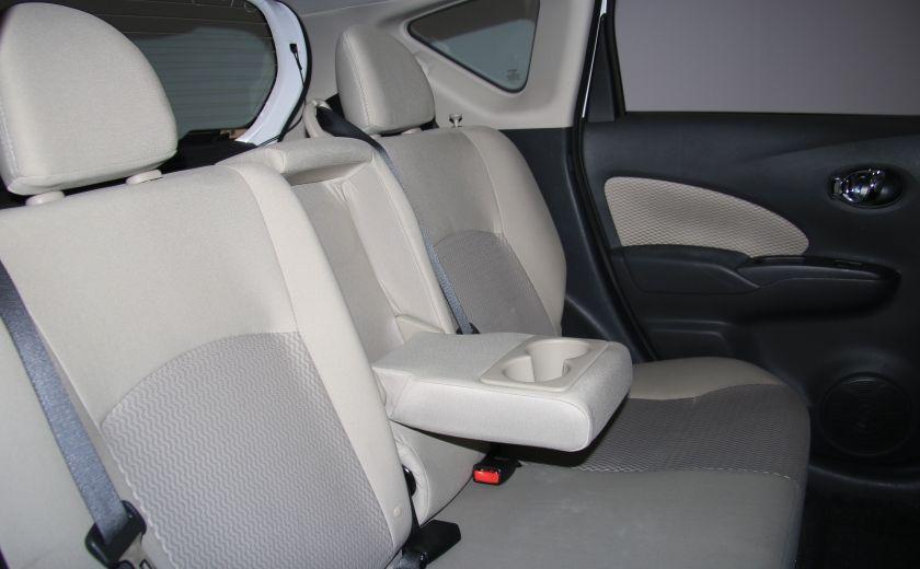 2014 Nissan Versa SL AUTO A/C GR ELECT MAGS BLUETOOTH CAM.RECUL #20