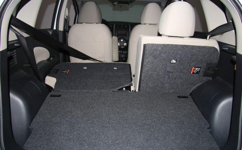 2014 Nissan Versa SL AUTO A/C GR ELECT MAGS BLUETOOTH CAM.RECUL #27