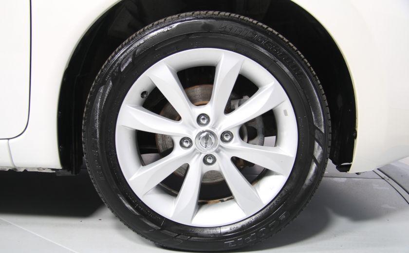 2014 Nissan Versa SL AUTO A/C GR ELECT MAGS BLUETOOTH CAM.RECUL #28
