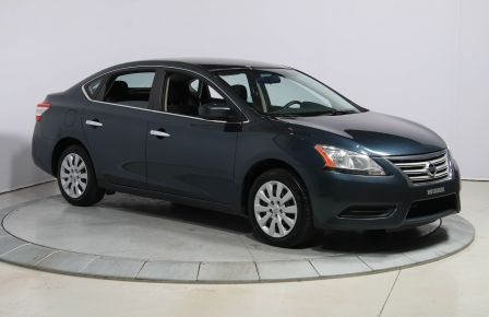 2013 Nissan Sentra S AUTO A/C GR ELECT BLUETHOOT in Blainville