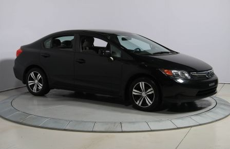 2012 Honda Civic LX A/C GR ELECT MAGS BLUETOOTH in Terrebonne