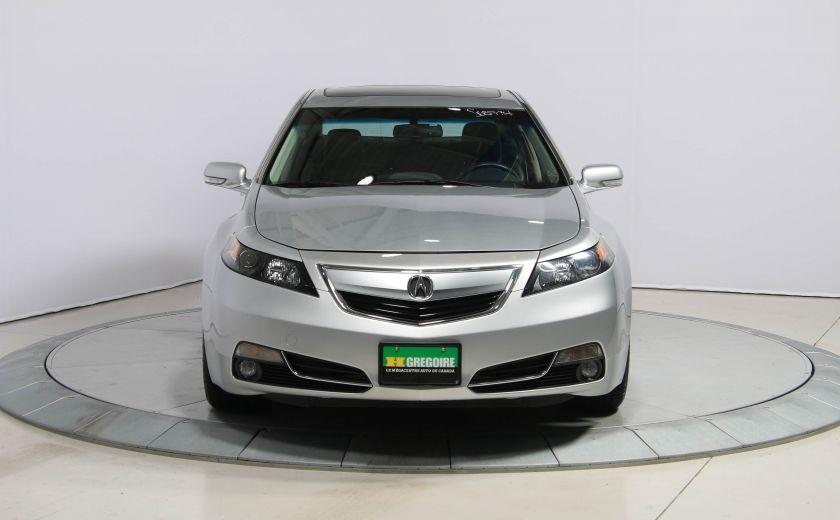 2012 Acura TL NAVIGATION AUTO CUIR TOIT BLUETOOTH #1
