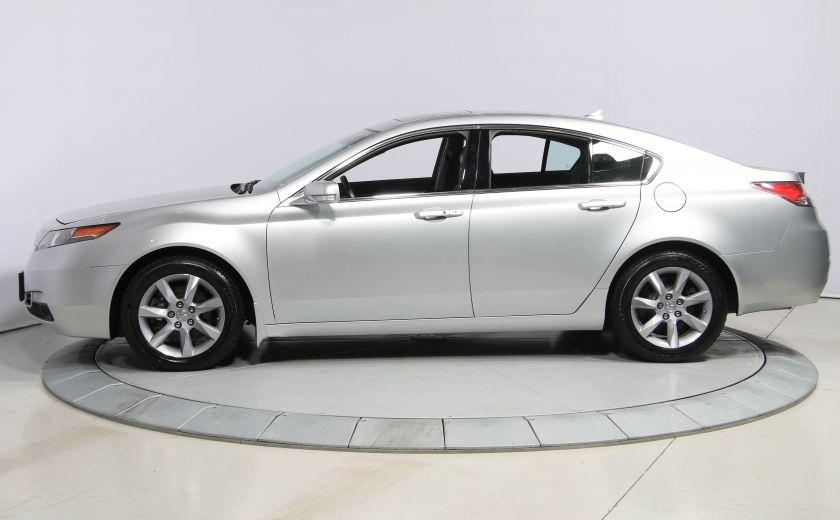 2012 Acura TL NAVIGATION AUTO CUIR TOIT BLUETOOTH #3