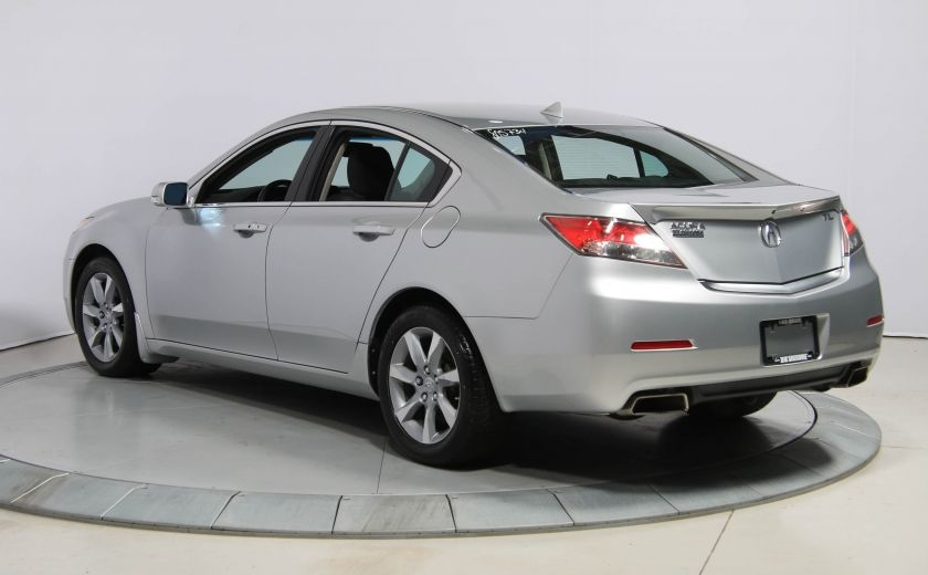 2012 Acura TL  AUTO CUIR TOIT NAV  BLUETOOTH #4
