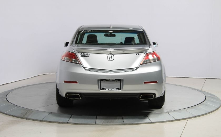 2012 Acura TL NAVIGATION AUTO CUIR TOIT BLUETOOTH #5