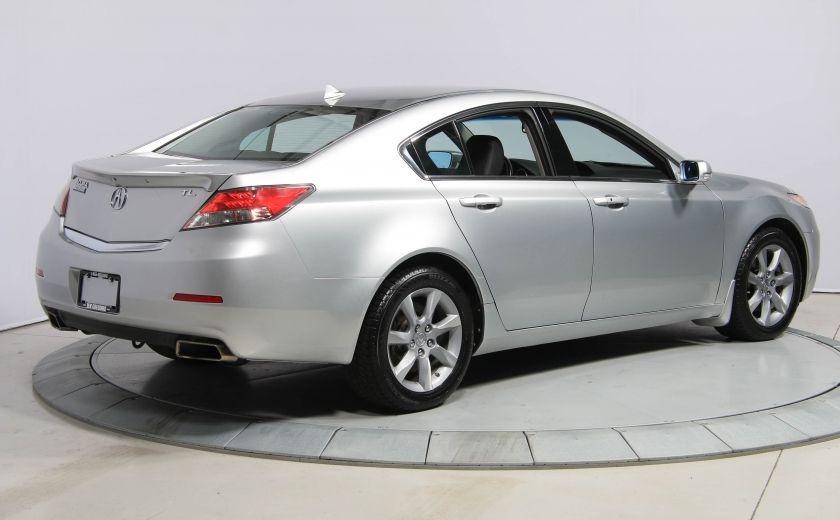 2012 Acura TL  AUTO CUIR TOIT NAV  BLUETOOTH #6
