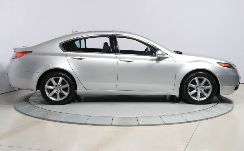 2012 Acura TL  AUTO CUIR TOIT NAV  BLUETOOTH #7