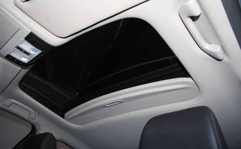 2012 Acura TL NAVIGATION AUTO CUIR TOIT BLUETOOTH #10