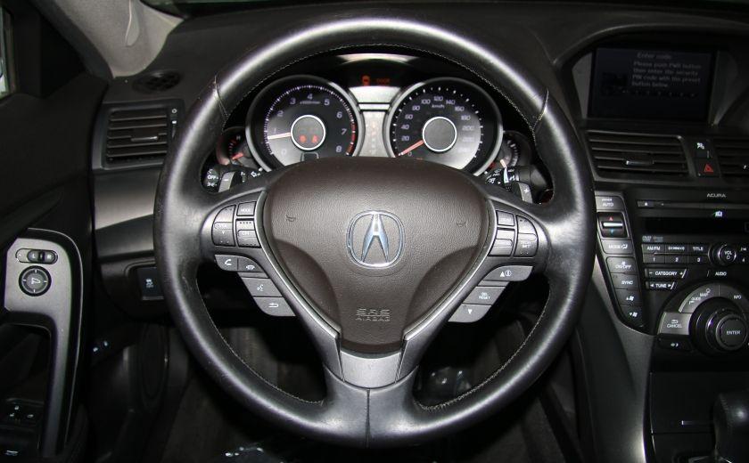 2012 Acura TL NAVIGATION AUTO CUIR TOIT BLUETOOTH #11
