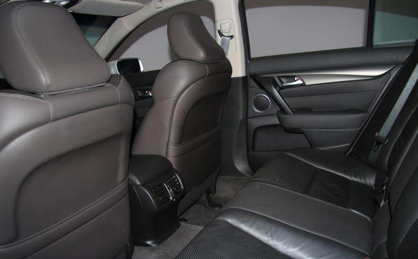 2012 Acura TL NAVIGATION AUTO CUIR TOIT BLUETOOTH #17