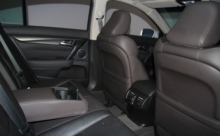 2012 Acura TL NAVIGATION AUTO CUIR TOIT BLUETOOTH #19