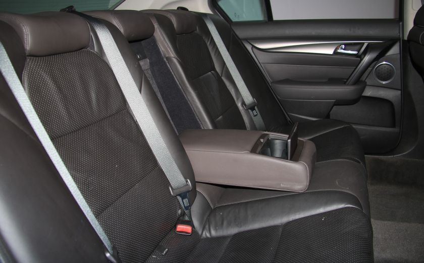2012 Acura TL NAVIGATION AUTO CUIR TOIT BLUETOOTH #20