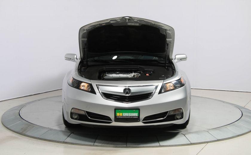 2012 Acura TL NAVIGATION AUTO CUIR TOIT BLUETOOTH #23