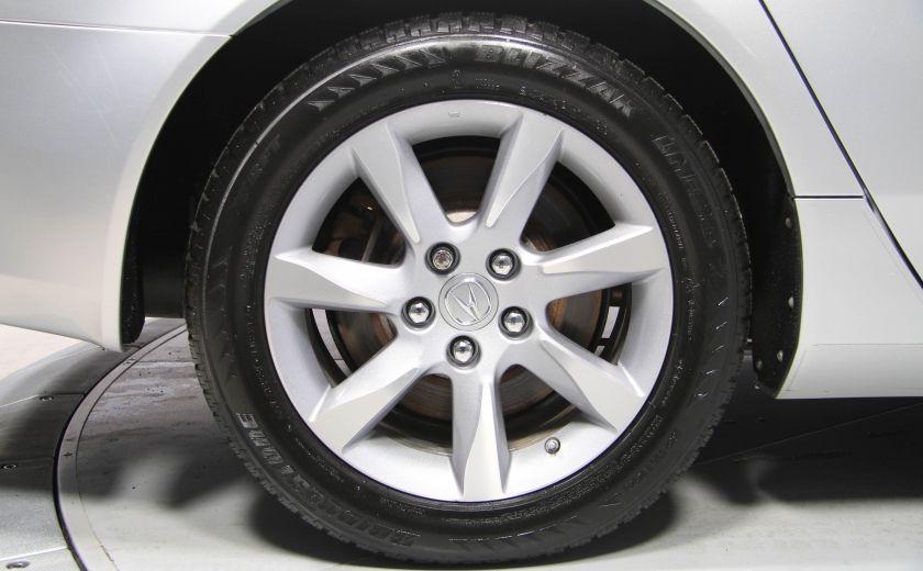 2012 Acura TL NAVIGATION AUTO CUIR TOIT BLUETOOTH #26
