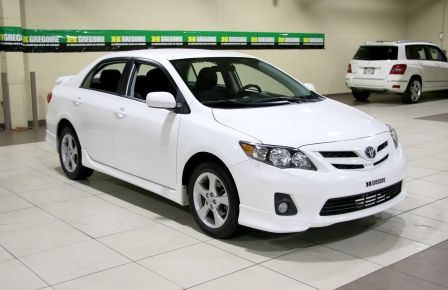 2011 Toyota Corolla S AUTO A/C MAGS BLUETHOOT in Laval
