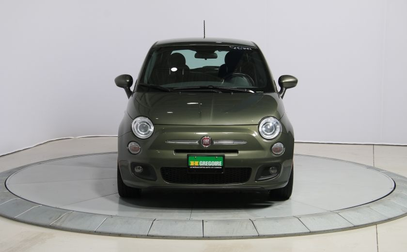 2015 Fiat 500 Sport AUTO A/C GR ELECT MAGS BLUETOOTH #1