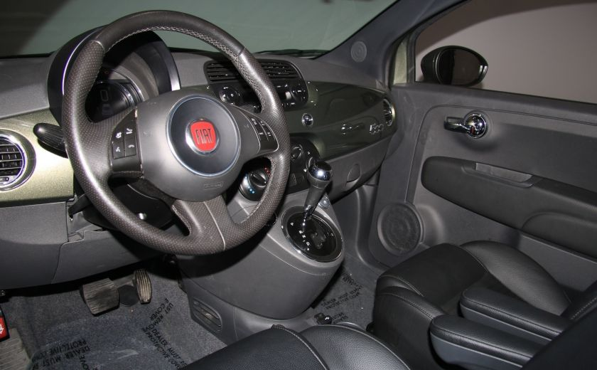 2015 Fiat 500 Sport AUTO A/C GR ELECT MAGS BLUETOOTH #8
